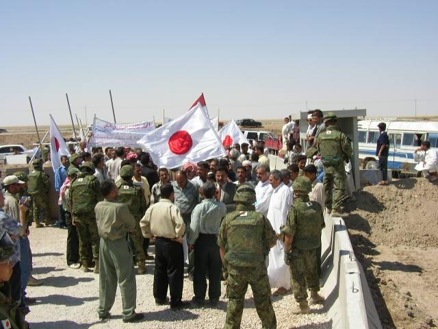 イラク戦争から帰還した自衛隊員のその後・・・ : イラク帰還員が25人も!悩める自衛隊員の多すぎ